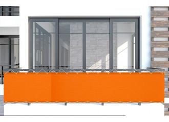 Brise vue orange dickson orchestra 0018