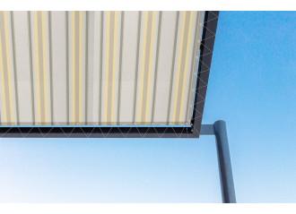 Toile de pergola argentina beige Sauleda Sensation 2016