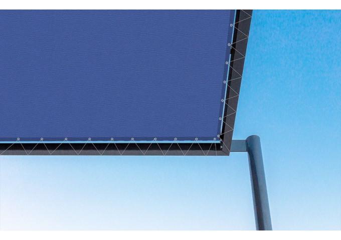 Toile de pergola azul-real-r bleu Sauleda Sensation 2235