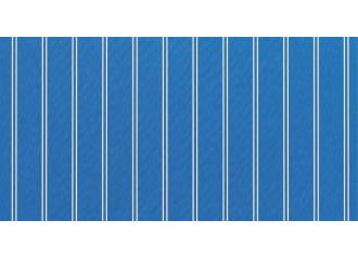 Toile de pergola viena bleu Sauleda Sensation 2251