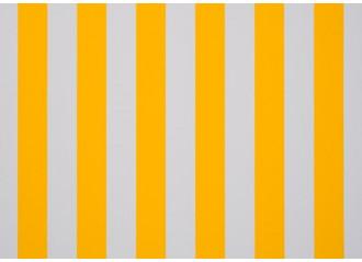 Lambrequin BS jaune Dickson orchestra 8553