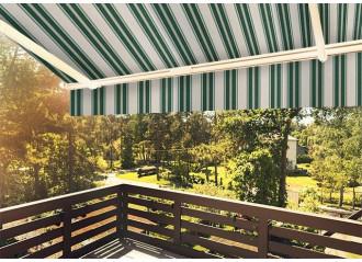 Lambrequin aneto vert Sauleda Sensation 2012