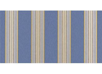Lambrequin miami bleu Sauleda Sensation 2702