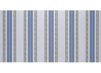 Toile au mètre santorini bleu Sauleda Sensation 2579