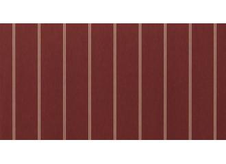 Toile au mètre oslo rouge Sauleda Sensation 2818