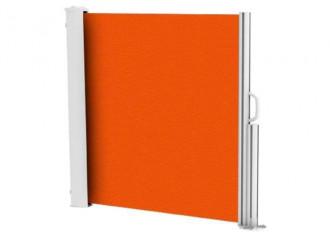 Brise vue rétractable ultra résistant avec toile Soltis 92 carotte 2172