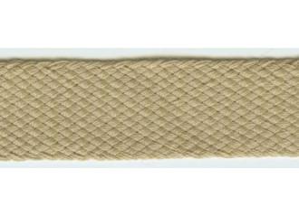 Galon de store beige clair 22mm