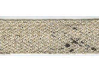 Galon de store Beige chiné 22mm