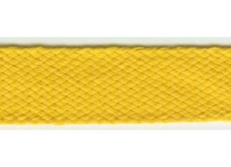 Galon de store jaune clair 22mm