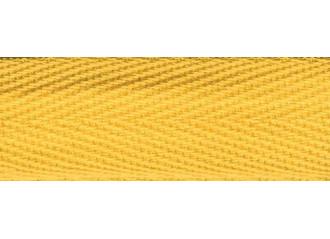 Galon de store jaune intense 22mm