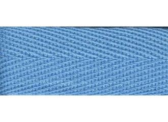 Galon de store bleu celeste 22mm