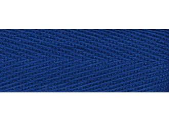 Galon de store bleu intense 22mm