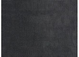 Toile occultante PVC Blackout gris anthracite noir et recto Blanc