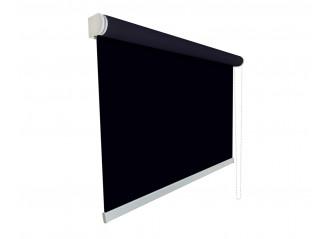 Store enrouleur sur mesure screen tamisant 5% noir