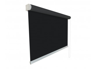 Store enrouleur sur mesure screen tamisant 3% noir