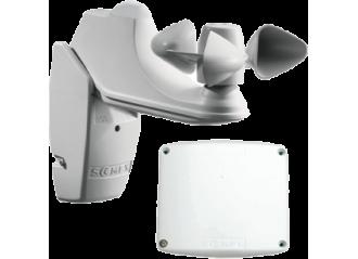 Kit Eolis LT Filaire Somfy capteur de vent pour fermeture automatique du store