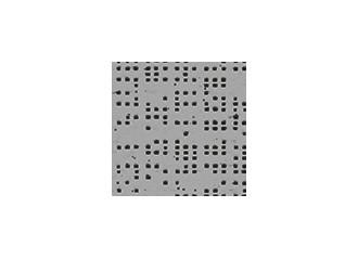 Brise vue rétractable ultra résistant avec toile Soltis 92 métal martelé 2045