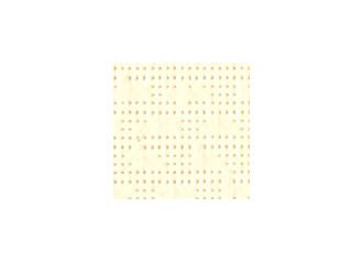 Brise vue rétractable ultra résistant avec toile Soltis 96 1103 blanc cassé