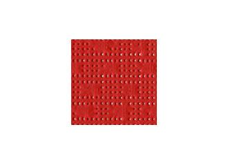 Brise vue rétractable ultra résistant avec toile Soltis 96 8255 rouge
