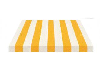 Toile de store Giovanardi canari blanc BYE 4430