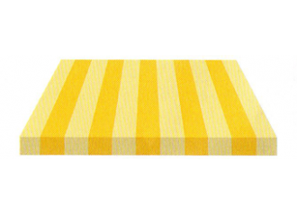 Toile de store Giovanardi jaune creme BYE 8522