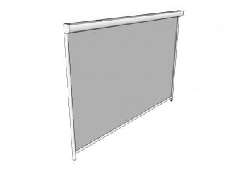 Store verticale screen 100 avec coffre