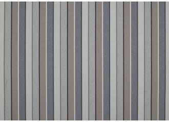 Toile au mètre Sunbrella Stripes Quadri grey 3778