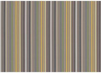 Toile au mètre Sunbrella Stripes Confetti yellow 3956