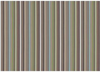 Toile au mètre Sunbrella Stripes Confetti green 3957