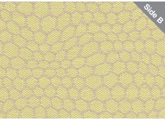 Toile au mètre sunbrella Connect Lemonade J269