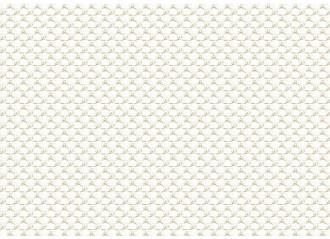 Toile au mètre sunbrella Natte XL White 10020