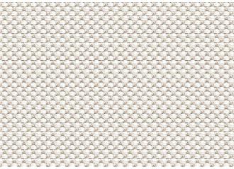 Toile au mètre sunbrella Natte XL  White Linen 10056