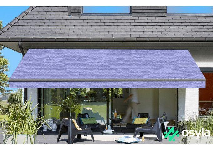 Toile de store violeta Sauleda Sensation 2252