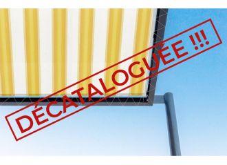 Toile de pergola karnak jaune Sauleda Sensation 2824