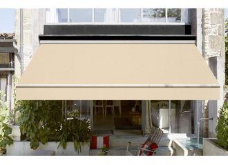 Toile de store Latim Tendance ACRYLIQUE A 110 GRANITE SOLEIL