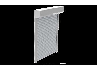 Volets roulants monobloc avec coffre lames aluminium 42/9