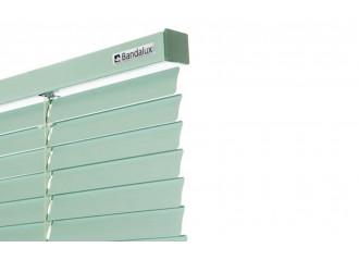 Store vénitien aluminium Ancolie lames de 25 mm