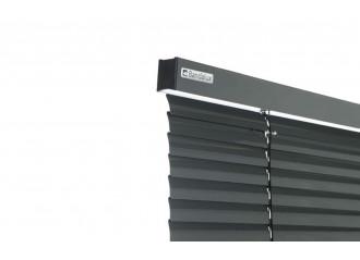 Store vénitien aluminium Aubépine lames de 25 mm