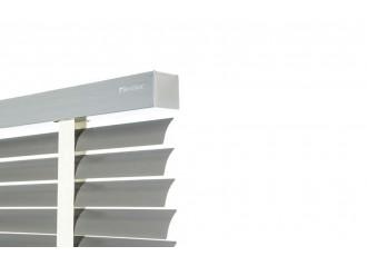 Store vénitien aluminium Célosie lames de 50 mm
