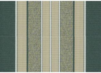 Lambrequin pluton vert Sauleda Sensation 2179