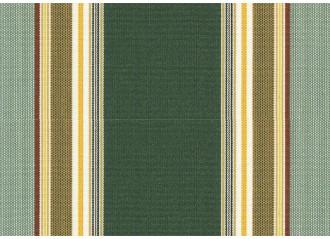 Lambrequin samoa vert Sauleda Sensation 2567