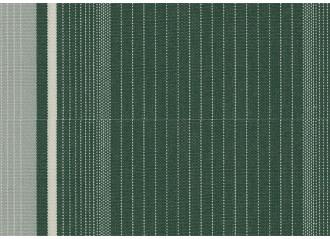 Lambrequin stuttgard vert Sauleda Sensation 2571