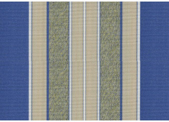 Lambrequin venus bleu Sauleda Sensation 2659