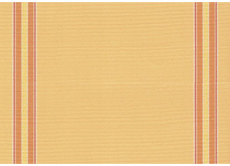 Lambrequin himalaya jaune Sauleda Sensation 2789