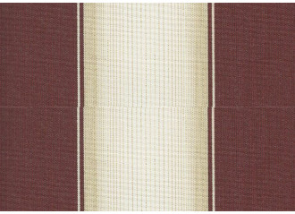 Lambrequin patum rouge Sauleda Sensation 2962