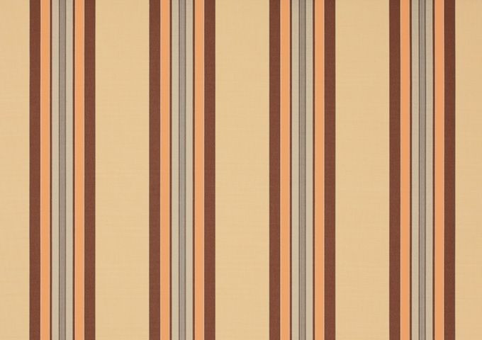 Toile au metre lisbonne orange dickson orchestra 8224