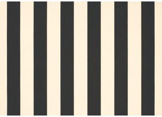 Toile au metre creme-noir blanc dickson orchestra 8919