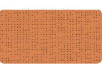 Toile au mètre serge ferrari orange 928204 soltis 92