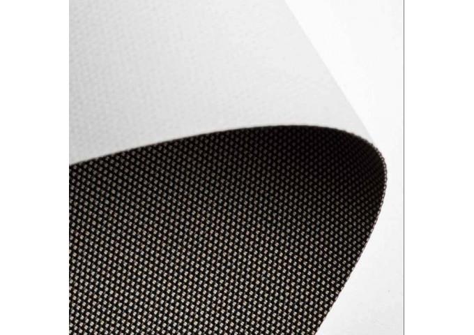 Toile de store enrouleur Screen N203 Charcoal opaque