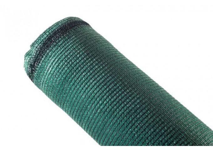 Brise vue PEHD haute qualité 100% occultant vert foncé